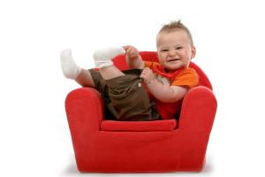 10 развивалок для детей от 1-12 месяцев.